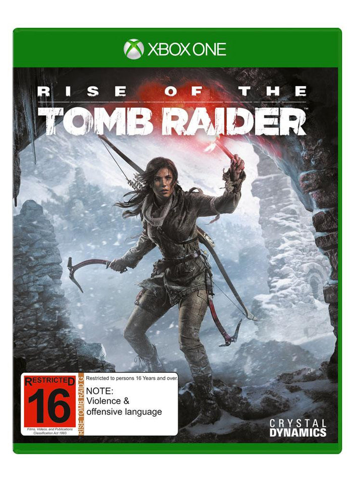 MICROSOFT - XBOX ONE RISE OF THE TOMB RAIDER PD5-00024