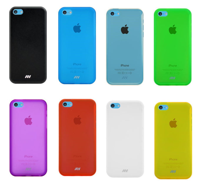 Mercury AV Jelly Case - iPhone 5C PROFILE PIC