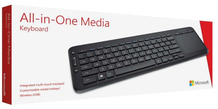Microsoft Wireless N9Z-00028 Media Keyboard 0