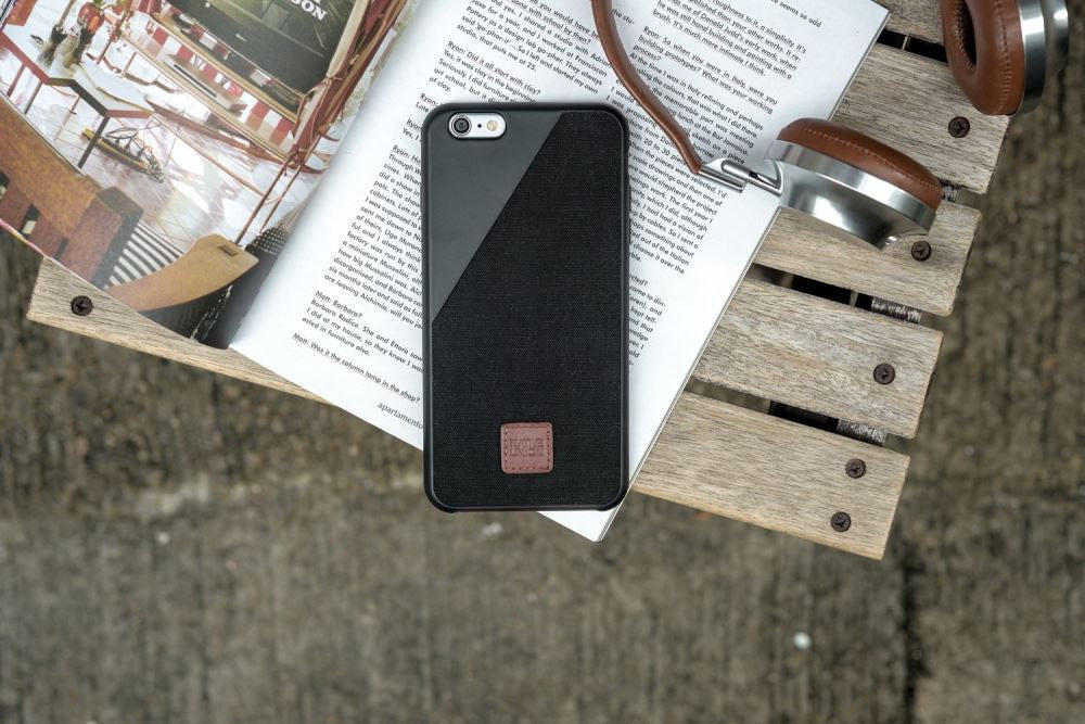 NATIVE UNION Clic 360 Canvas Case for IPhone 6 6S Misc 6