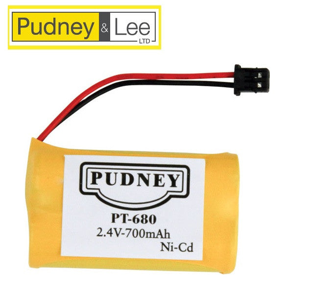 PT680 PUDNEY CORDLESS PHONE BATTERY FOR UNIDEN DECT20XX SERIES