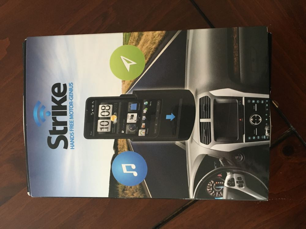 STRIKE GROUP Strike Alpha Apple iPhone 6 Plus Car Cradle for LifeProof Case AL-STKAPPIP6PL-LP 4