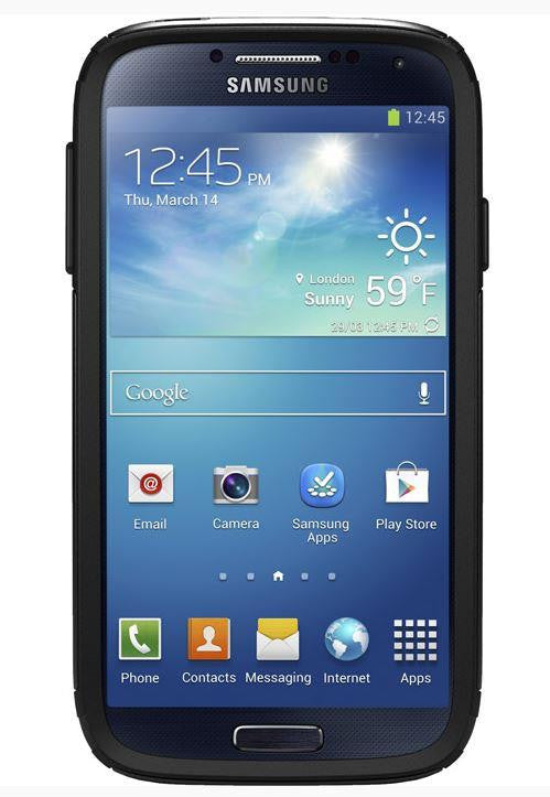 Samsung Galaxy S4 I9500 Commuter - Black