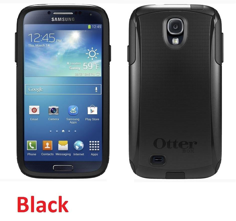Samsung Galaxy S4 I9500 Commuter - Black PROFILE PIC