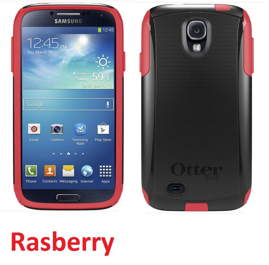 Samsung Galaxy S4 I9500 Commuter - Raspberry PROFILE PIC