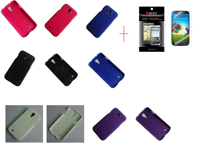 Samsung Galaxy S4 I9500 Rubber Case ALL + SP