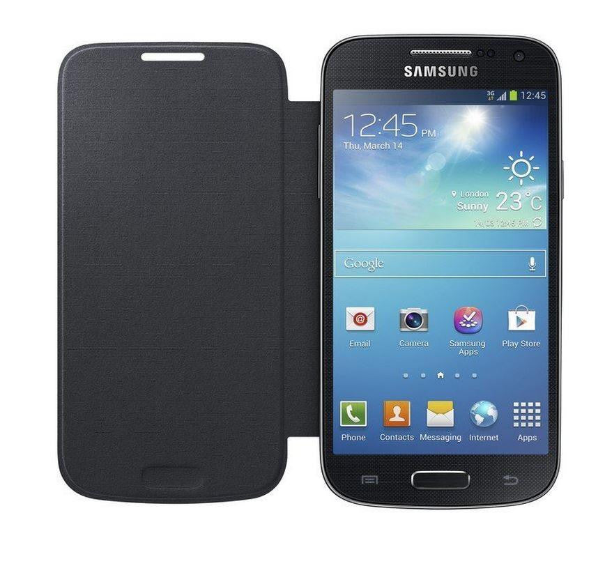 Samsung Galaxy S4 mini Genuine Samsung Cover - Black 2