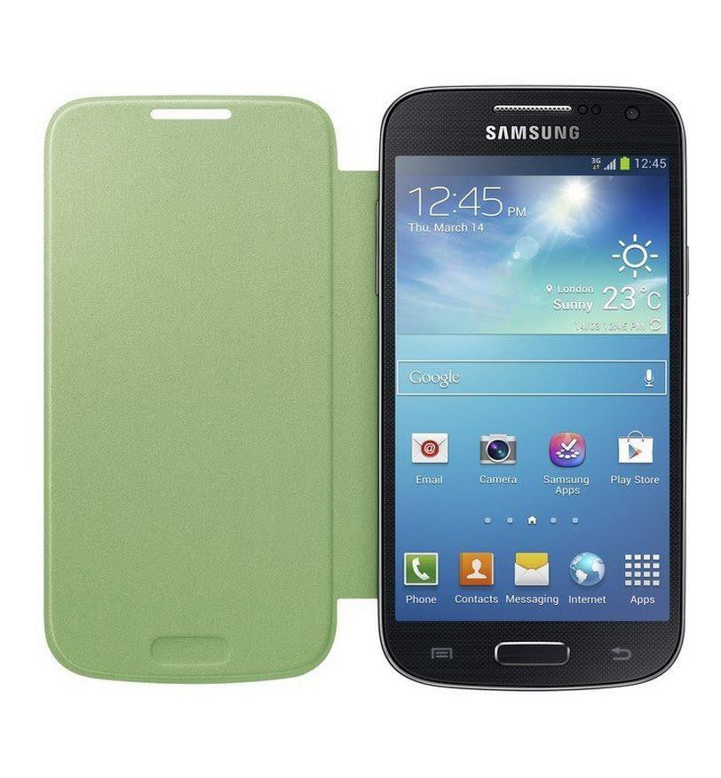 Samsung Galaxy S4 mini Genuine Samsung Cover - Green 2