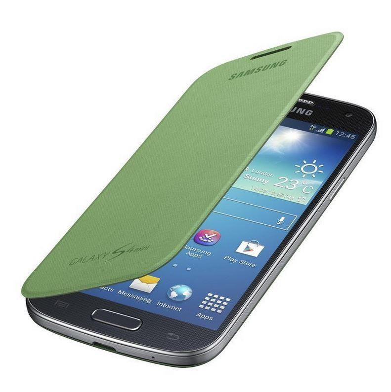 Samsung Galaxy S4 mini Genuine Samsung Cover - Green 4