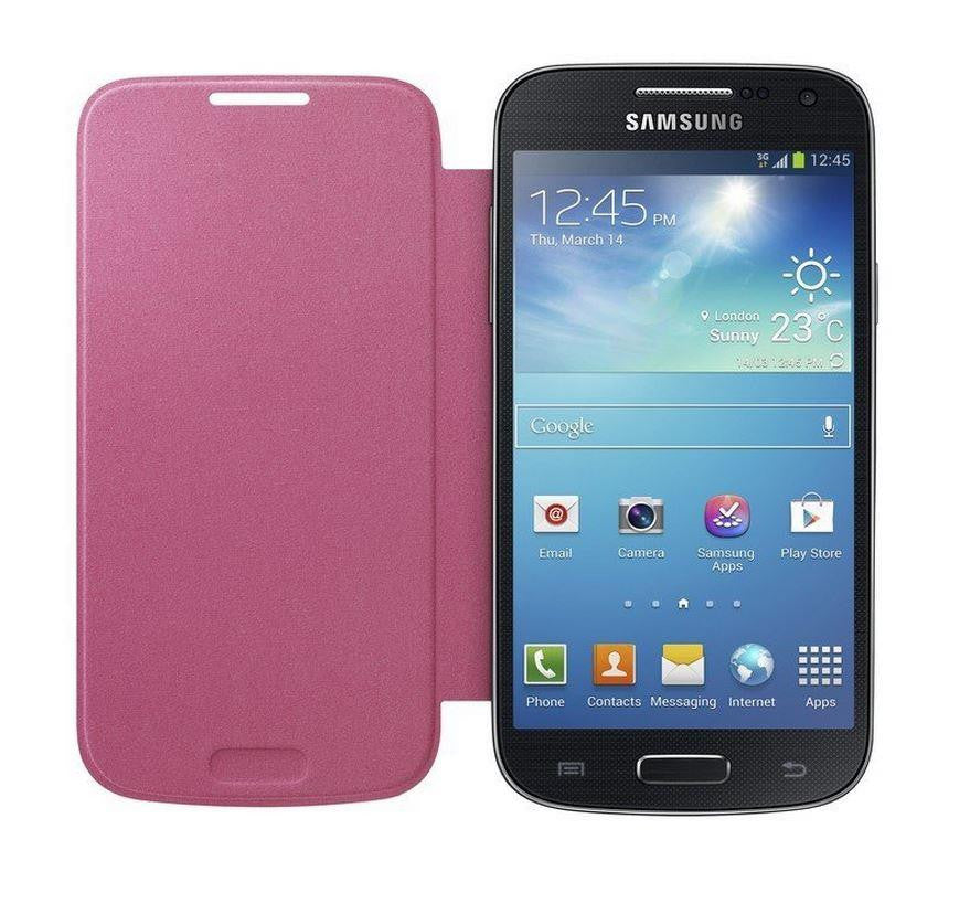 Samsung Galaxy S4 mini Genuine Samsung Cover - Pink 2