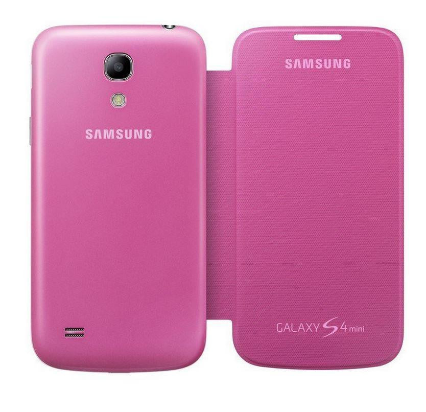 Samsung Galaxy S4 mini Genuine Samsung Cover - Pink 3