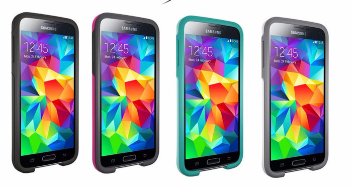Samsung Galaxy S5 Otterbox Symmetry Case PROFILE PIC