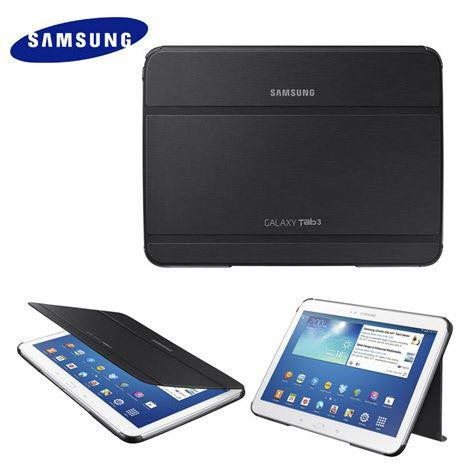 Samsung Tab 3 10.1 Bookcover - Black