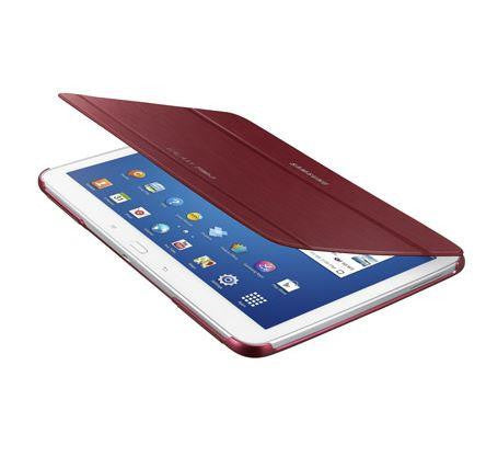Samsung Tab 3 10.1 Bookcover - Garnet Red 2