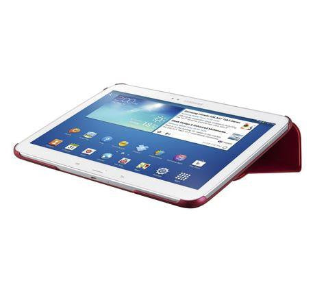Samsung Tab 3 10.1 Bookcover - Garnet Red 3