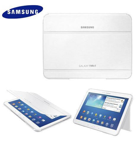 Samsung Tab 3 10.1 Bookcover - White 1
