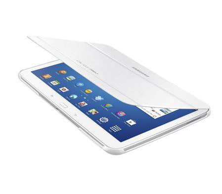 Samsung Tab 3 10.1 Bookcover - White 4