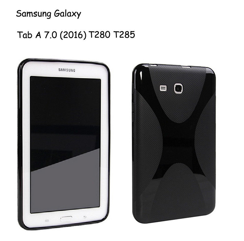 Samsung Tab A 7.0 2016 T280 T285 Gel Case PROFILE PIC