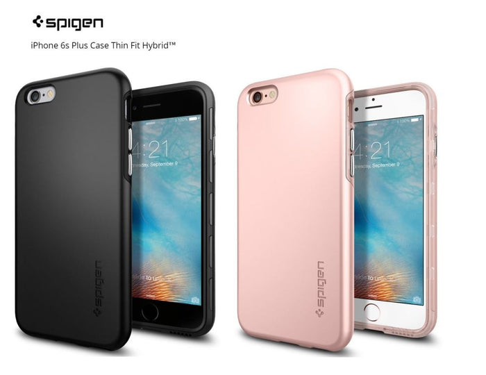 Spigen Thin Fit Hybrid Apple iPhone 6S PLUS Case PROFILE PIC