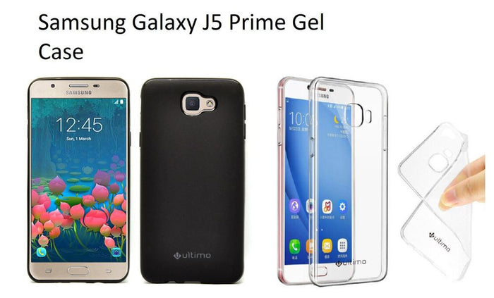 ULTIMO TPU JELLY CASE FOR SAMSUNG J5 PRIME PROFILE PIC