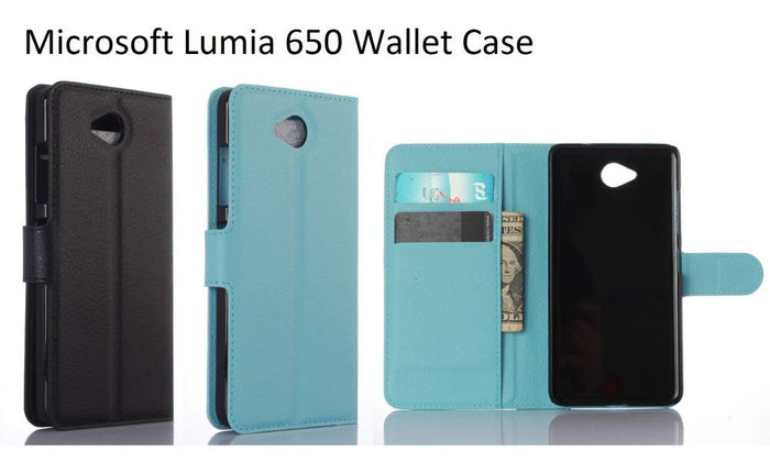 ULTIMO WALLET CASE FOR NOKIA LUMIA 650