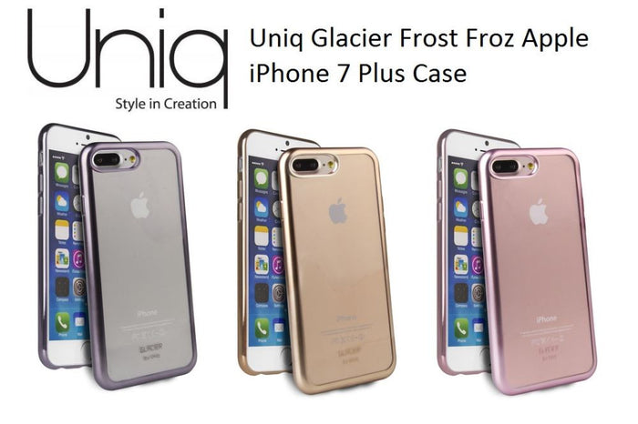 Uniq Hybrid Apple iPhone 7 Plus Glacier Frost Froz PROFILE PIC
