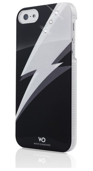 White Diamonds The Blitz iPhone 5 - Black 1