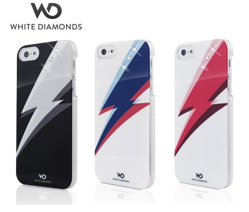 White Diamonds The Blitz iPhone 5 - PROFILE PIC