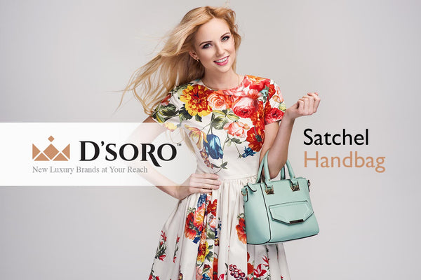 How to Carry a Satchel Handbag With Grace and Style