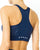 Savoy Savoy Active - Ashton Sports Bra - Navy Blue -Ships to US Only - fred-bamfo.myshopify.com