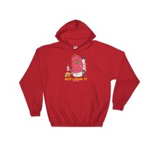 Load image into Gallery viewer, Not Lovin' It Hooded Sweatshirt