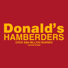 Load image into Gallery viewer, Donald's Hamberders T-Shirt