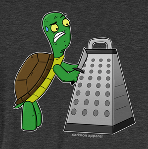 Trust Issues: Turtle vs Shredder T-Shirt