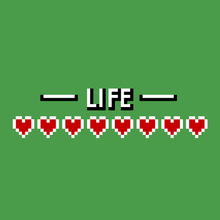 Load image into Gallery viewer, Hylian Life Bar T-Shirt