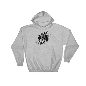 Fit Head Hooded Sweatshirt