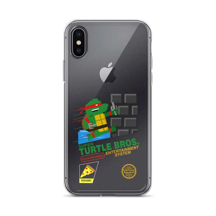 Super Turtle Bros. - iPhone Case