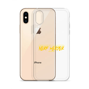 Scruffy Looking Nerf Herder - iPhone Case