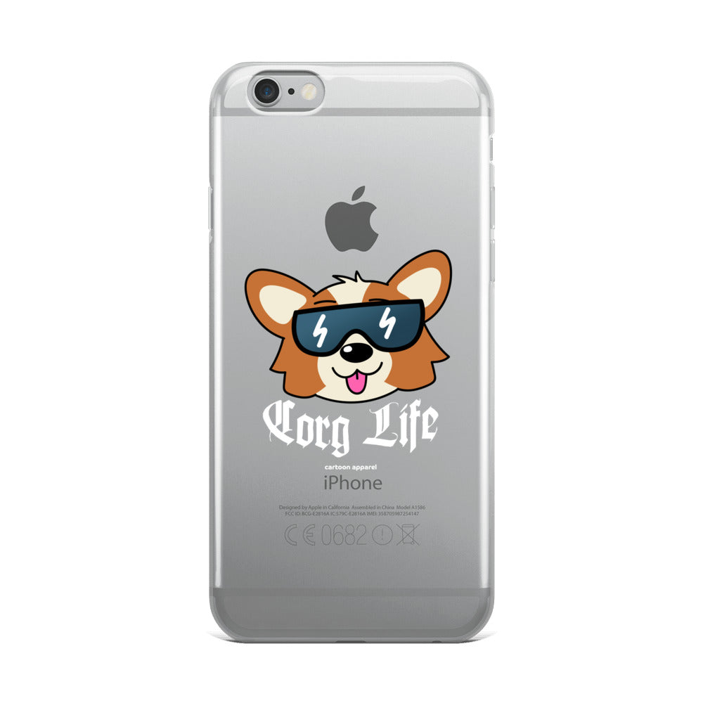 Corg Life - iPhone Case