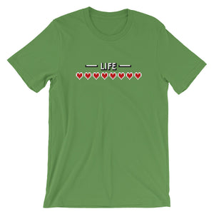 Hylian Life Bar T-Shirt