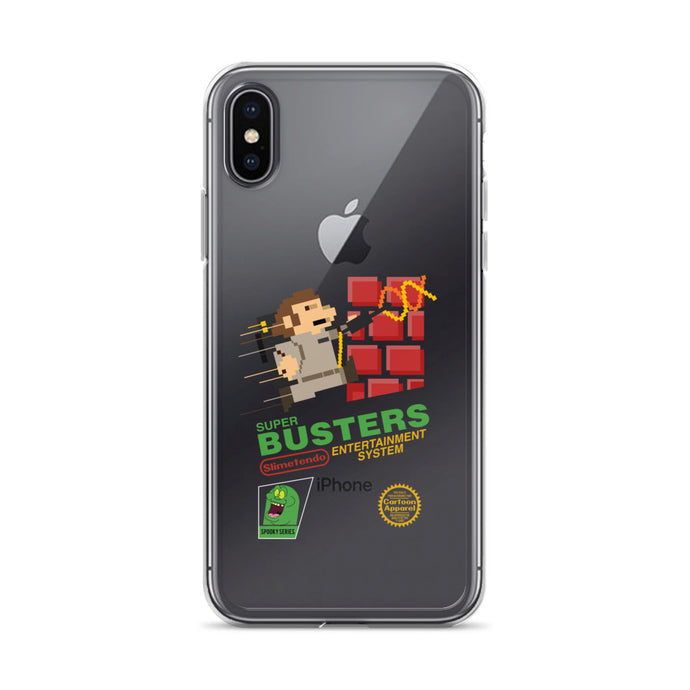 Super Busters - iPhone Case