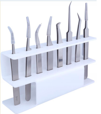 Acrylic Tweezers Display, Tweezers Holder