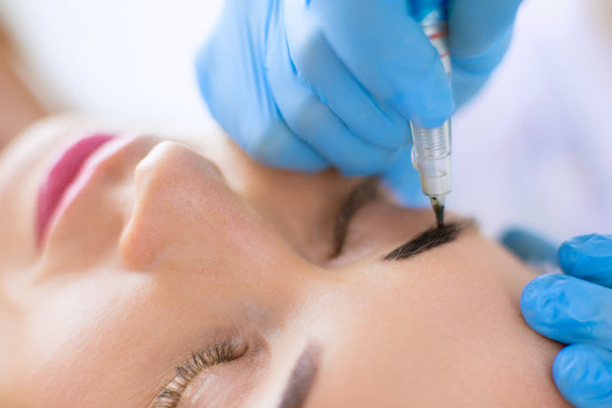 5 Days Permanent Makeup Level 1 Certification training