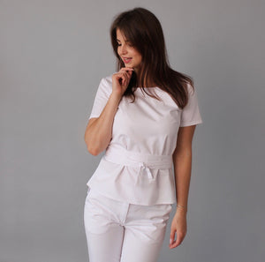 Amalia Set - Blouse, pants and belt