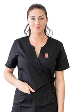 Load image into Gallery viewer, SC Dress white/black with SC Logo - SWISS COLOR™  Canada Permanent Makeup