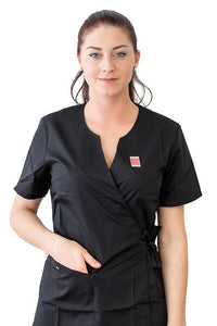 SC Dress white/black with SC Logo - SWISS COLOR™  Canada Permanent Makeup