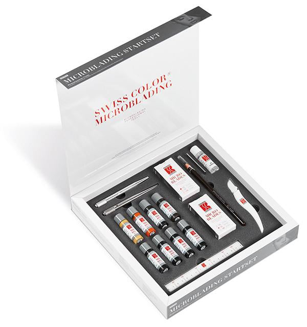 Swiss Color Microblading Kit - SWISS COLOR™  Canada Permanent Makeup
