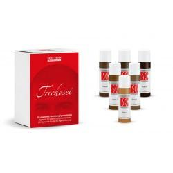 OS Trichoset 6x12ml - SWISS COLOR™  Canada Permanent Makeup