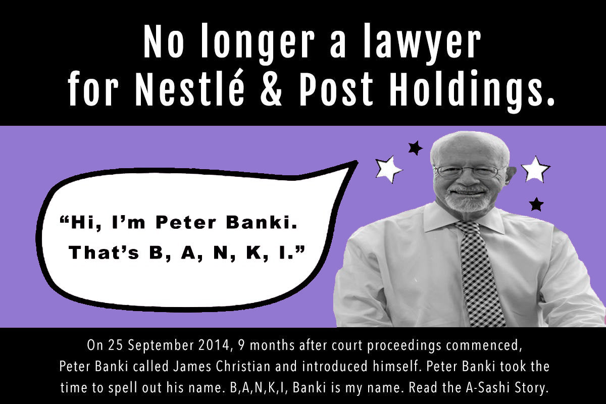 Peter Banki Lawyer