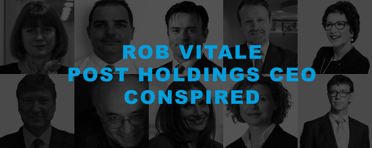 Robert Vitale Post Holdings