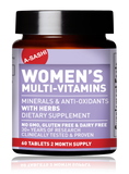 WOMEN'S MULTI-VITAMINS